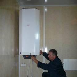 Установка водонагревателя в Батайске. Монтаж и замена бойлера г.Батайск.