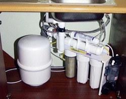 Установка фильтра очистки воды в Батайске, подключение фильтра очистки воды в г.Батайск