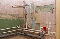 Замена старых труб в квартире, коттедже, на доче, доме, складе, помещении или офисе в городе Батайск
